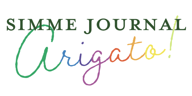 simme JOURNAL -arigato!-